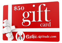 Gothic Gift Cards