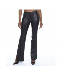 Ladies Fashion Low Waisted Flare Pants