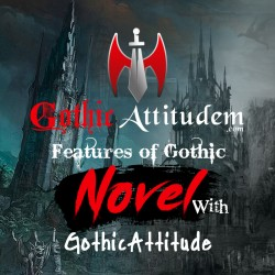 Features of Gothic Novel With GothicAttitude