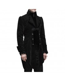 Devil Fashion Mens Lannister Gothic Tailcoat     2021