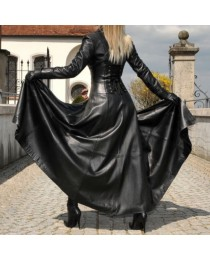 Women Gothic Full Length Jacket     2020