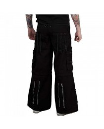 Men Bondage Pant Goth Steampunk Long Trouser Bondage Pant     2020