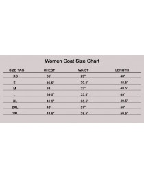 Women Military Style Coat Gothic Women Fashion Wool Jacket Women Gothic Jacket